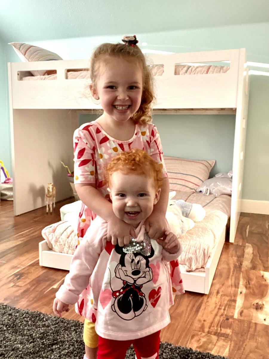 Shaylyn and Emery