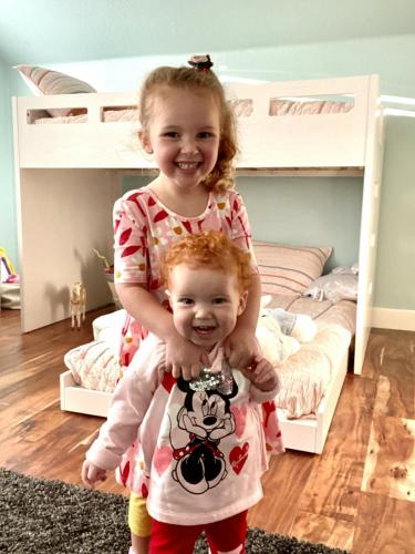 Shaylyn and Emery